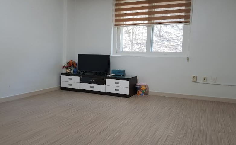 Wonju Under_Sky Pension(302), 2R, 1bath, 1kitchen