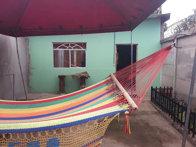 Apartamento guardabarranco