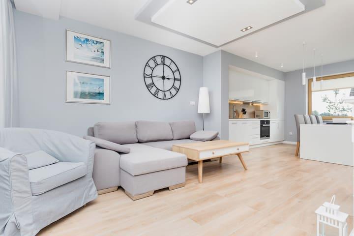 "Prestige-Haus Posejdon - Wohnung ""A"""