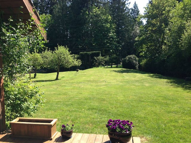 New Listing!!!  Separate Cottage in North Saanich!