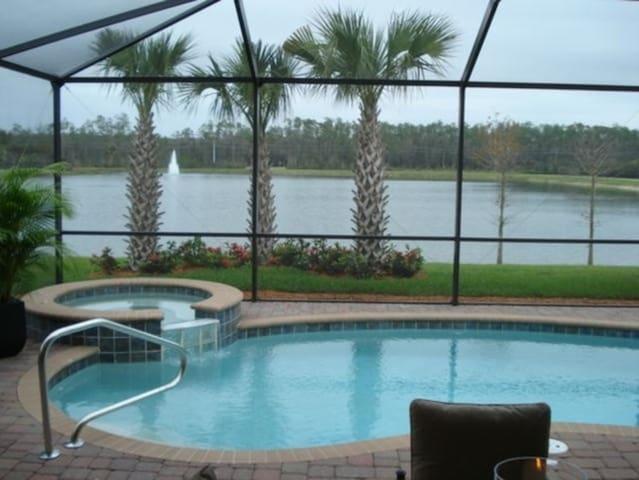 Vacation home in sunny Florida, near Naples - Estero