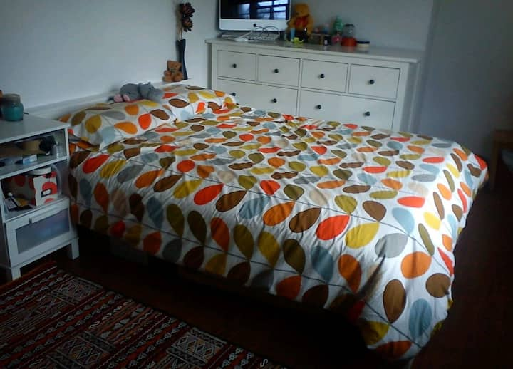 Double room in the heart of Camden
