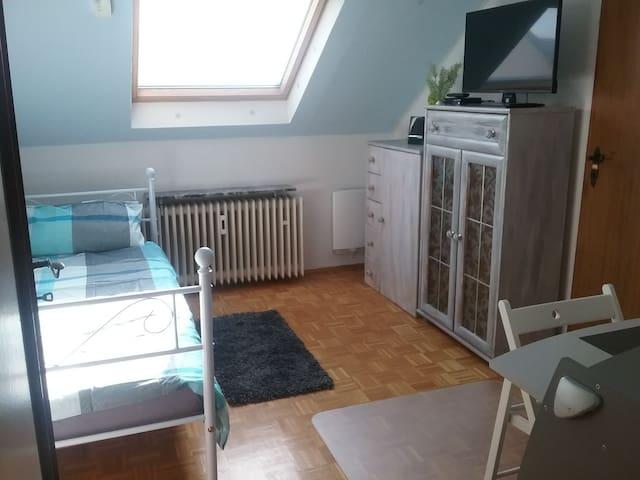 Gemütliches Einzelzimmer