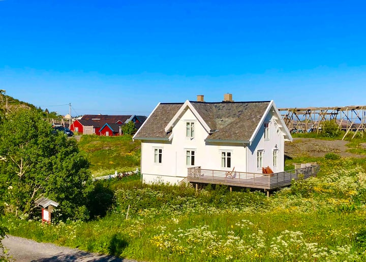 Spacious house at Å in Lofoten