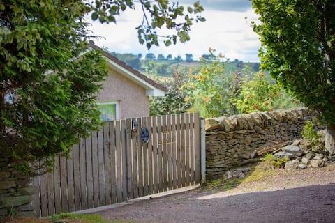 Landelijk vakantiehuis Lanarkshire