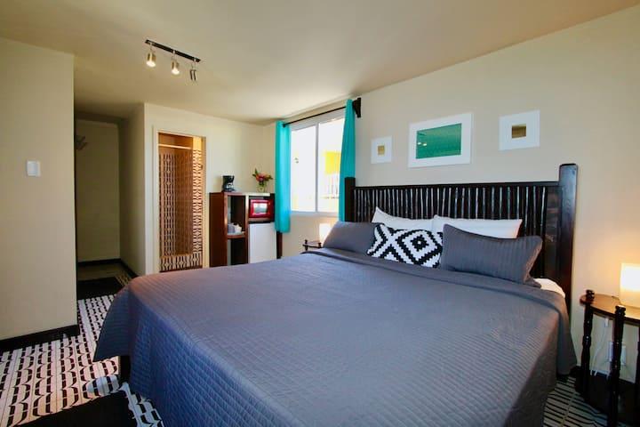 Standard Ocean View Room #16 @parhamplaza