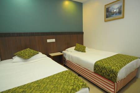 Leisure Hotel with comfort room without windows - Kuala Lumpur