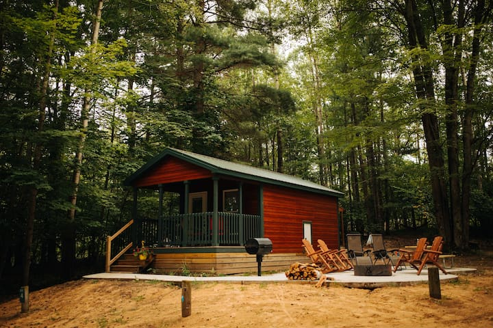 Lodge In the Woods (PMR-201)