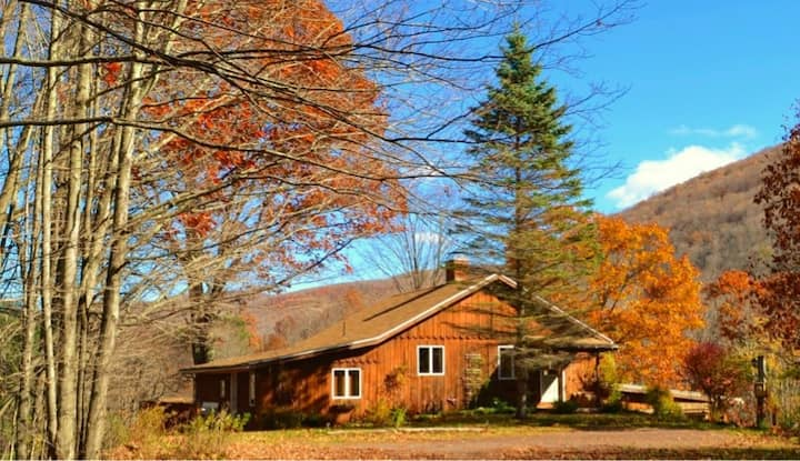 Blackberry Lodge at Woodpecker Hollow