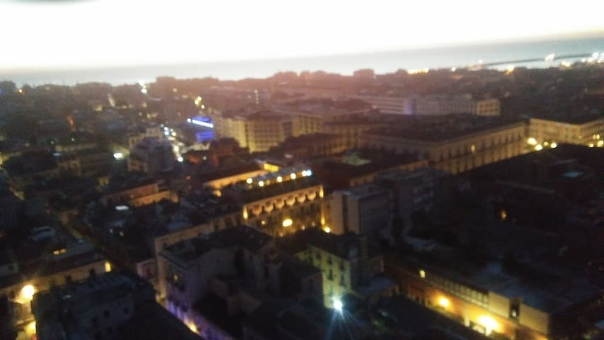 SOLE CHE NASCE the top of Catania