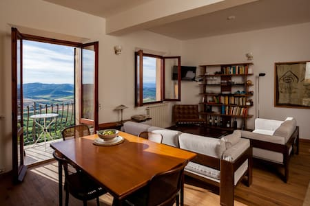 A view from the top - Montepulciano - Apartment
