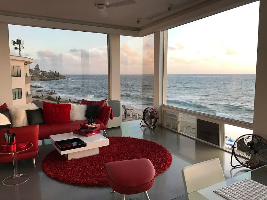 Contemporary Condo that offers the ultimate in luxurious beach living.