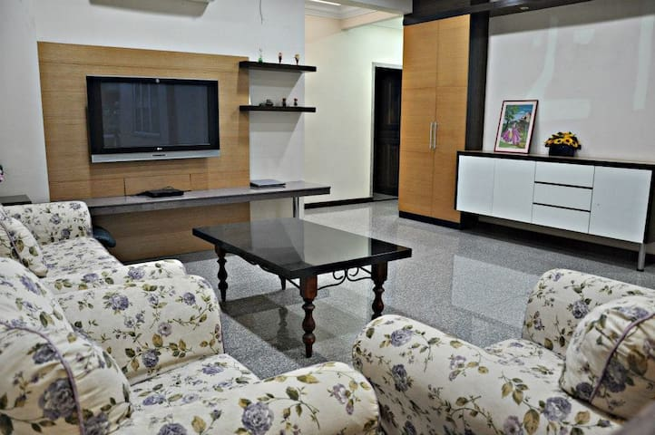 melaka 3room 6-8pax family suite 15mins to town