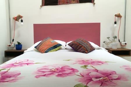 Luminoso, cómodo y acogedor apartamento LoftAlpaca