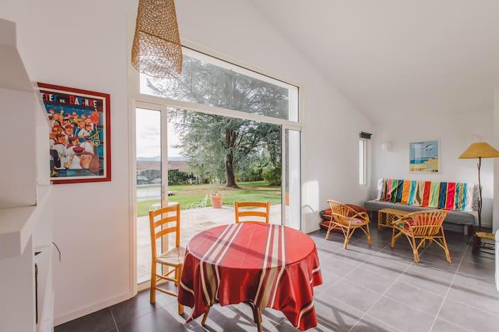 Jolie maison dans le Pays Basque - Anglet - Haus