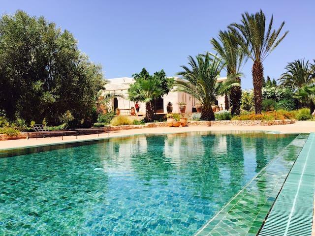 La Ferme d'Ida La Gourde - Marrakesh-Tensift-El Haouz - Casa de camp