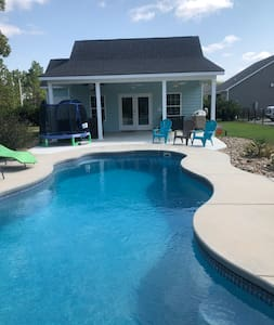 Guest Pool House