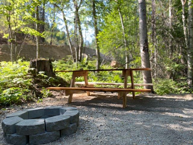 Cedar Flats Campsite