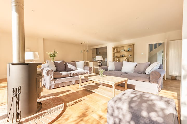 Family holiday home in the heart of Bosham
