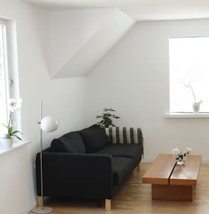 Large and nice four bedroom apartment in Storhaug - Stavanger - Flat