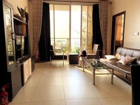 Renaatus Oceanview 3 Bedroom apartment.