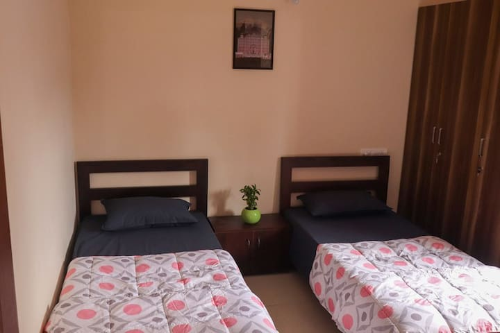 HelloWorld | AECS | Brookefield | 1 BHK Furnished