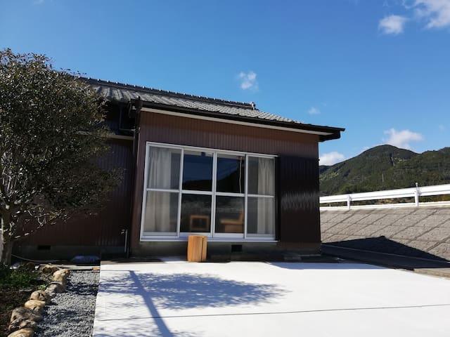 44㎡☆near Kumano Hayatama Shrine & Kumano River みふね