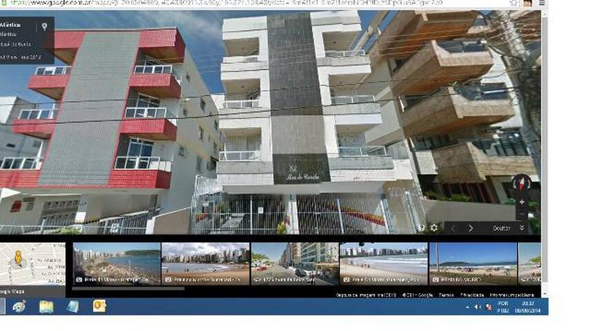 Ap 301, Praia do Morro, 2 qts, garagem, wi-fi etc