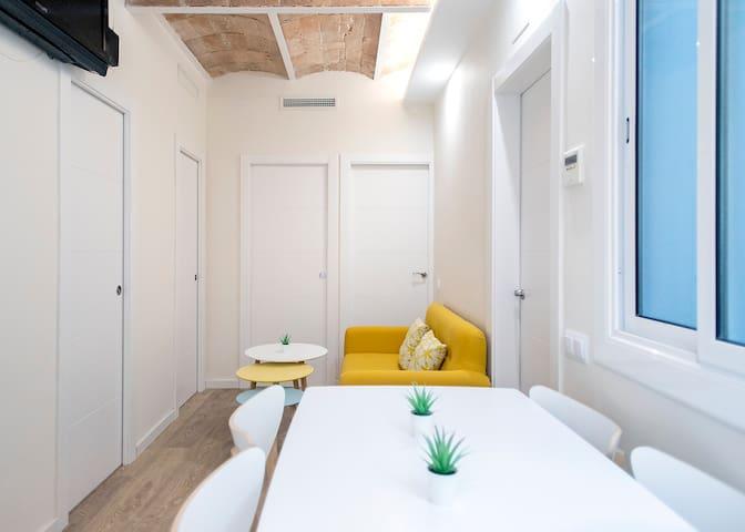 Hab 4 Alquiler habitacion individual