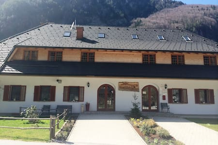 Nice apartment in nice Logarska valey
