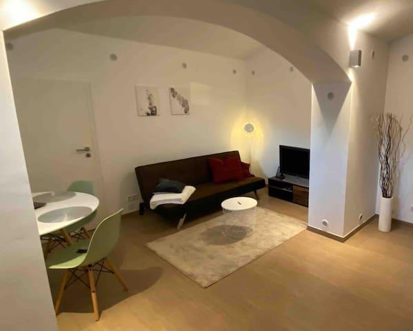 Essbereich / TV Ecke / Couch