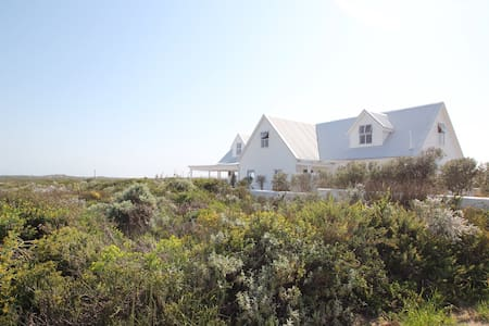 Beach house in a private reserve close to CapeTown - Grotto Bay - House