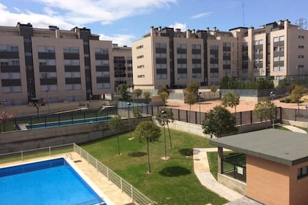 Large Flat 5 min city center Wifi - Logroño - Lägenhet