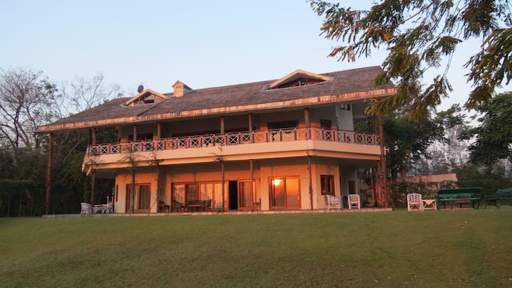 Kalesar Jungle house- 60 acre home .