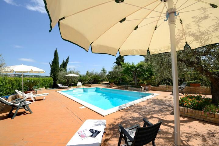 """""""Al terrazzino"""" @ La Casa del Gallo - Atri - Apartment"""