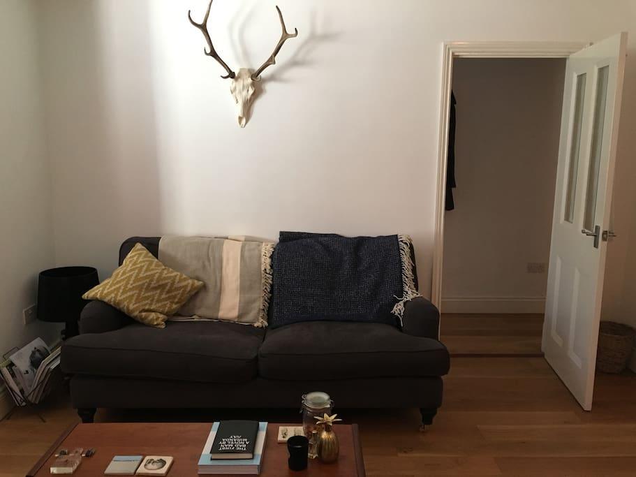 Comfy Sofa!