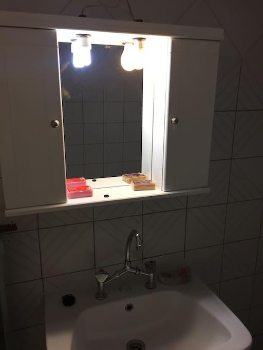 μπανιο/bathroom