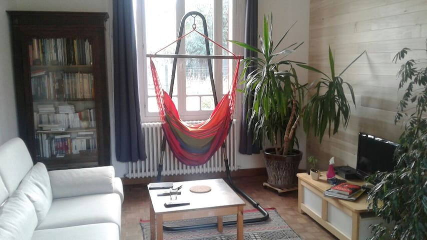 Maison chaleureuse de 85m2 au calme - Auch - Casa