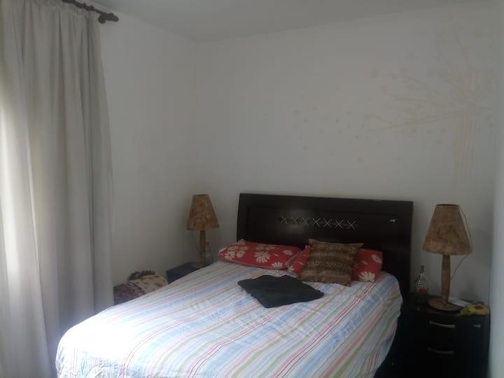 Apartamento imobiliado