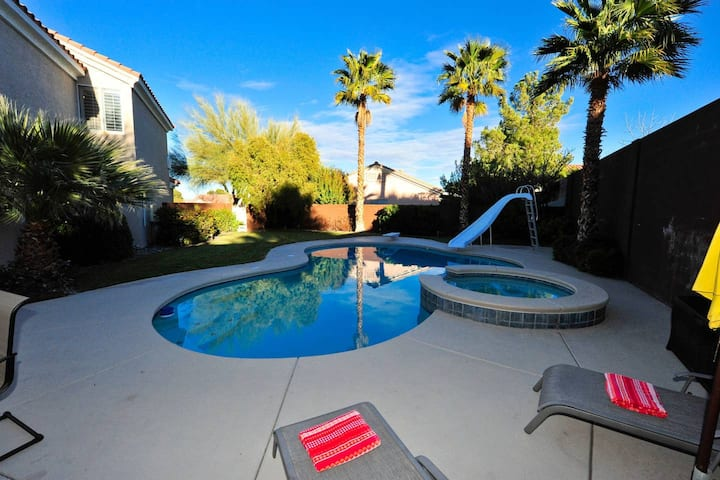 Summerlin's Finest with fabulous back yard