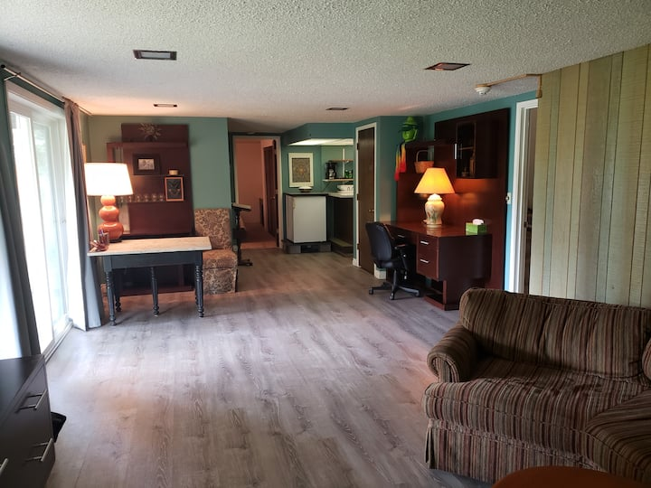 The Guest Suite in South Eugene