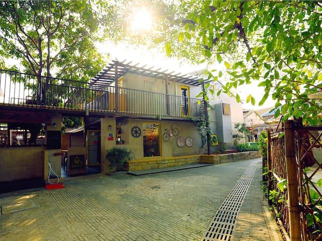 深圳慢可可游多多客栈(2号店)--整包 - Shenzhen - Huis