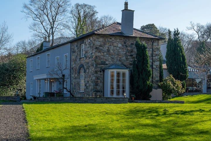 Bryn Derwen Manor House Snowdonia