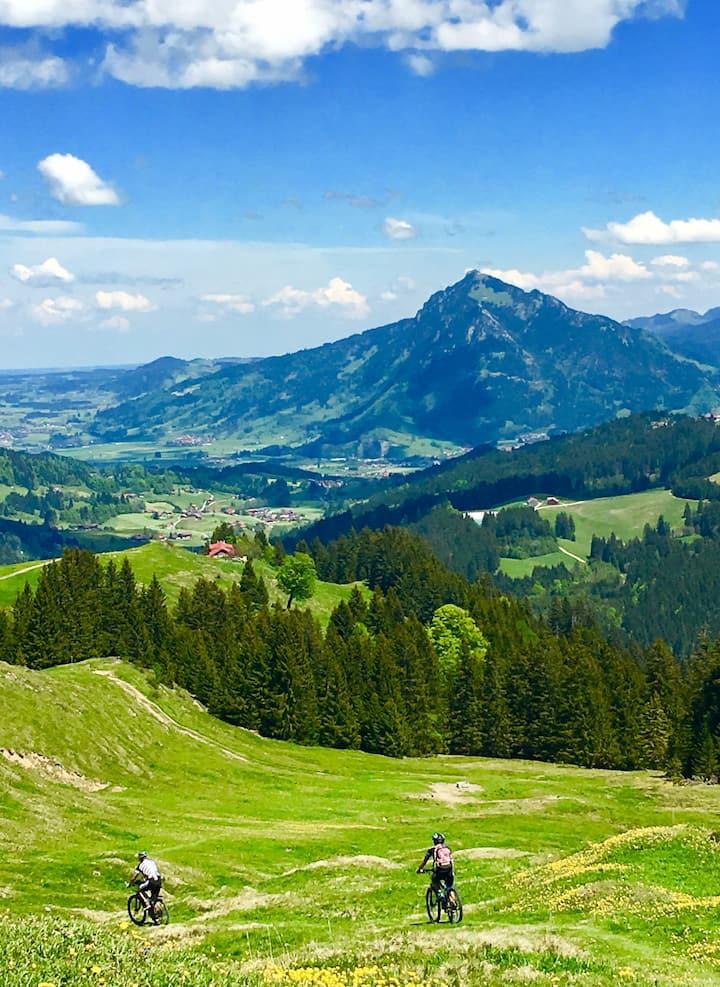 ,,Landhaus Bergheimat,, 15 Km vor Oberstdorf