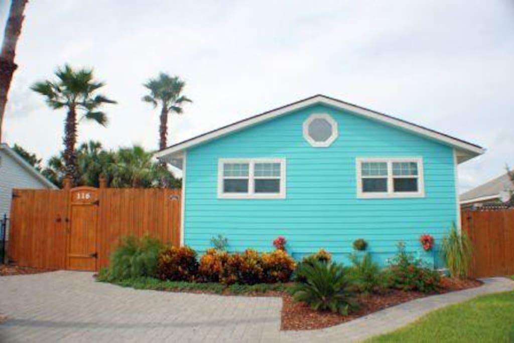 Large Beach House Rentals St Augustine Fl