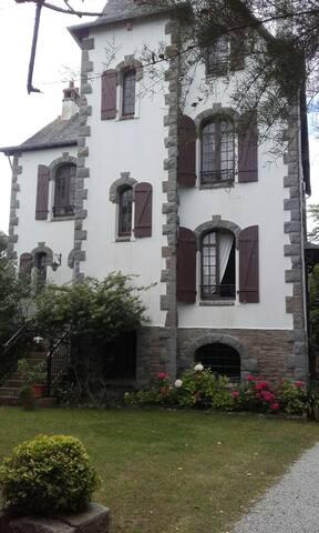 Petit Manoir de famille - Quiberon - Casa