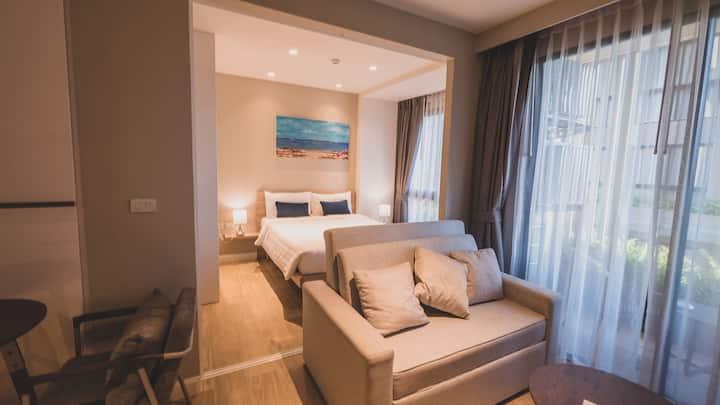 Brand New One-Bedroom Apartment in Bangtao