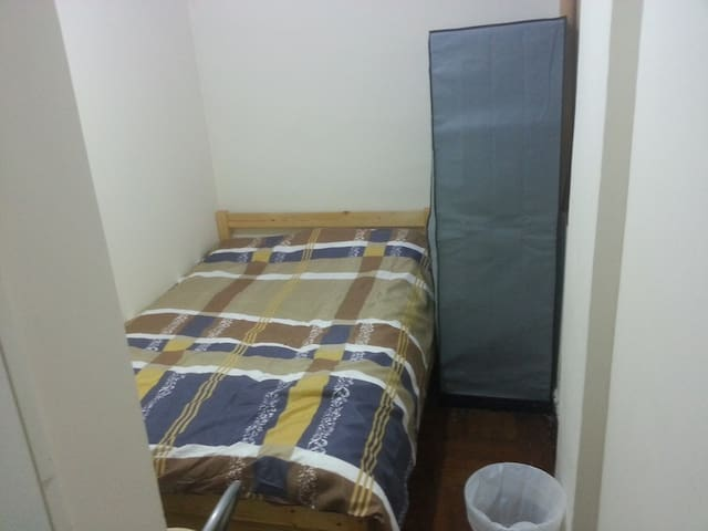 Central Room ! for 2 !! near Lan Kwai Fong ( ML3d