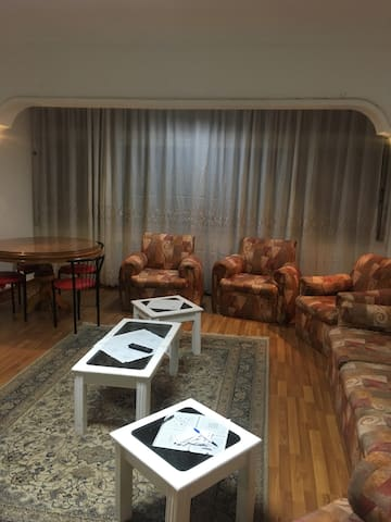 2 bedrooms in an apartment front of City Stars - Nasr City - Lejlighed