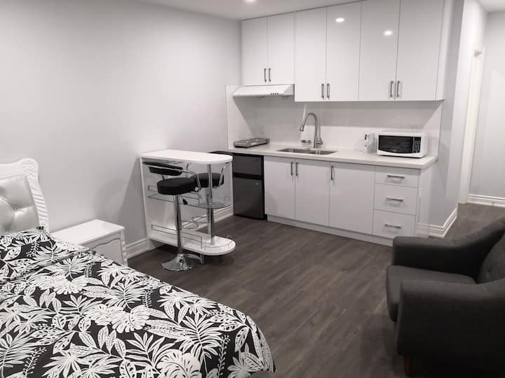 East Chinatown Toronto Studio Unit